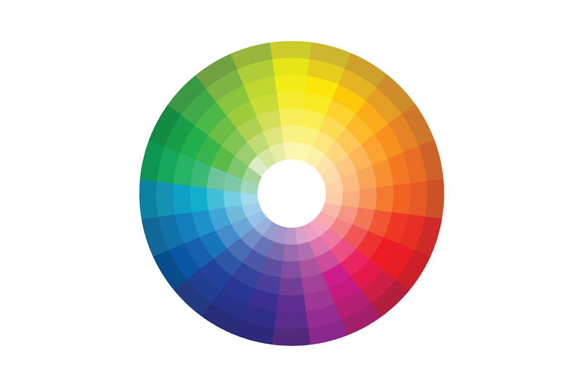 چرخه رنگی کامل