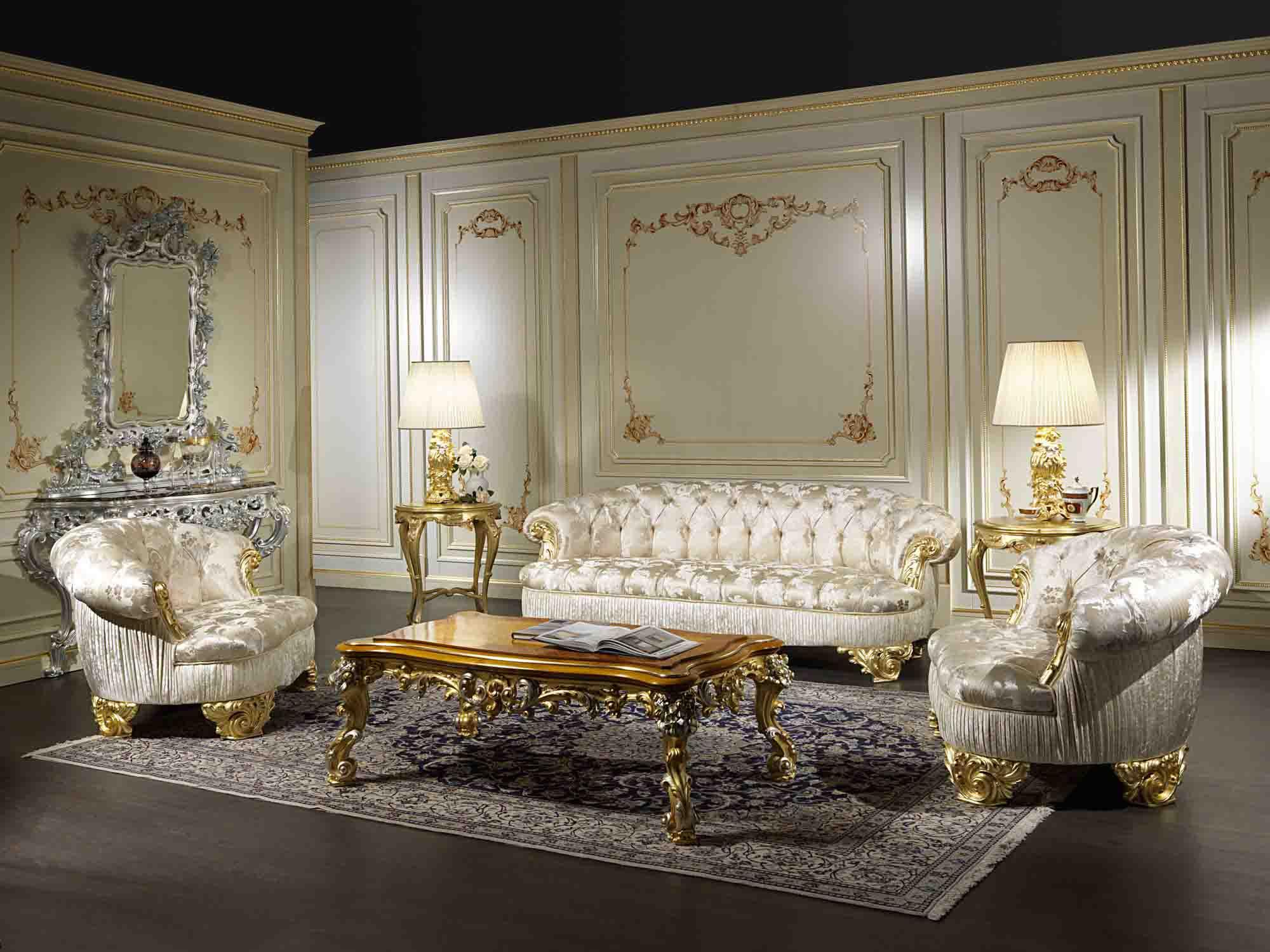 سبک دکوراسیون کلاسیک با رنگ غالب خنثی سفید عاجی