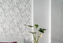 ترکیب رنگ و کاغذ دیواری در منزل