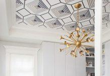 کاغذ دیواری مخصوص سقف