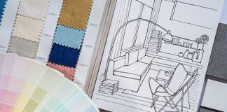 تصویر شاخص ترکیب رنگ در دکوراسیون داخلی