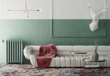 تصویر منتخب رنگ سبز در دکوراسیون داخلی