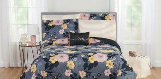 تصویر شاخص رنگ روتختی اتاق خواب