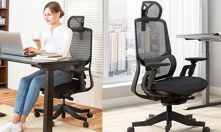 استفاده از صندلی با پشتی بلند برای فنگ شویی محل و اتاق کار