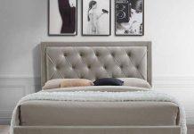 تصویر شاخص تخت خواب پارچه ای