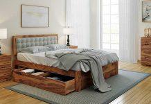 تصویر شاخص تخت خواب کشودار