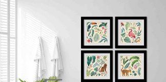 تصویر شاخص تزیین دیوار دستشویی و حمام