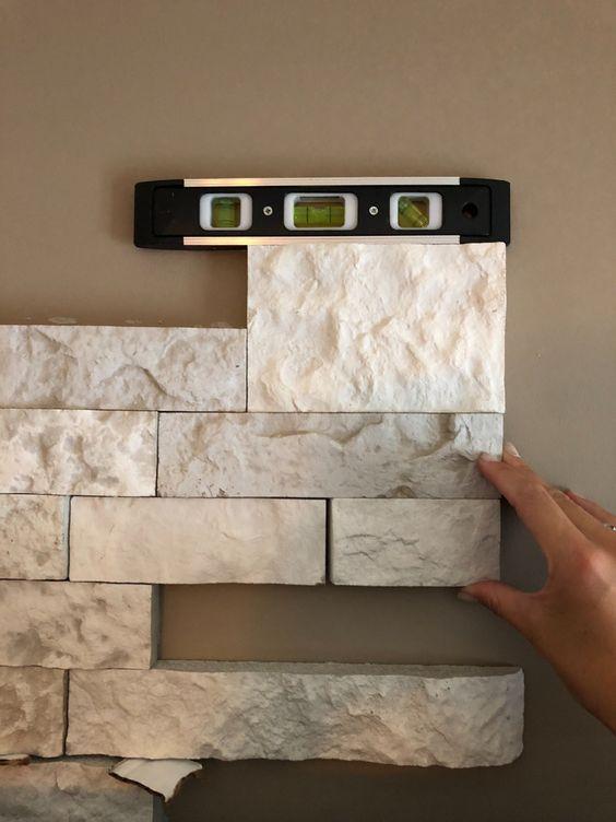 سنگ آنتیک مصنوعی برای تزیین دیوار