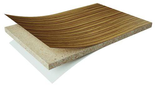 اجزای ورق چوبی ملامینه